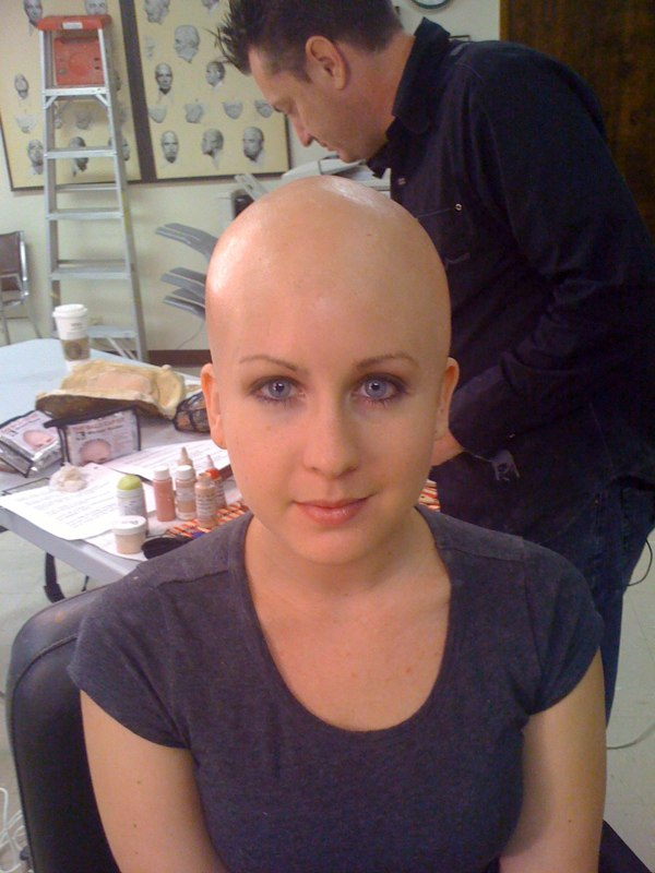 For Bald Cap DVD