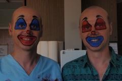 Juggling Doubles - Children's Hospital